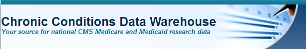 CMS Chronic Conditions Data Warehouse Logo