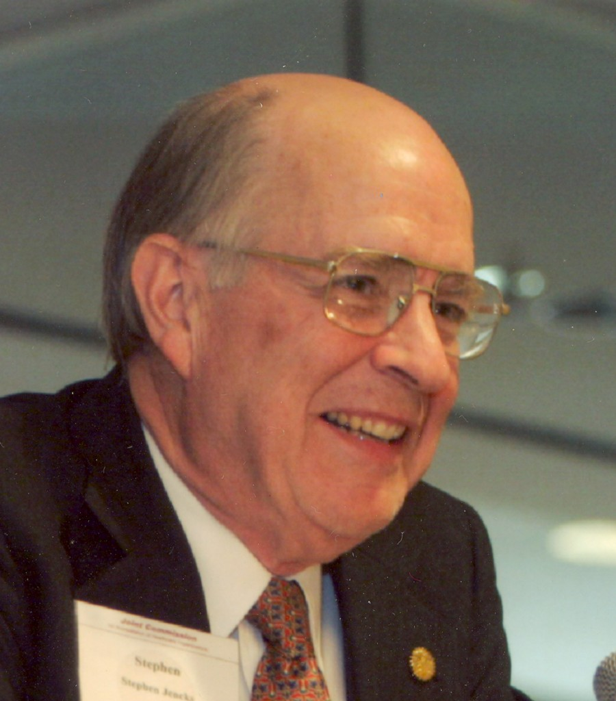Stephen F. Jencks, M.D., M.P.H.