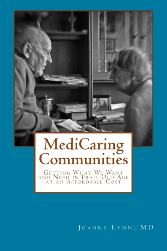 MediCaring Communities book cover