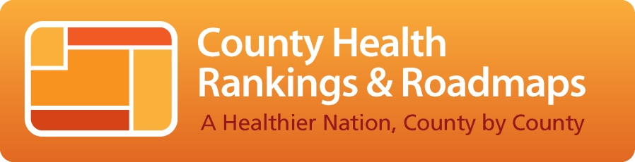 County Health Rankings & Roadmaps Logo