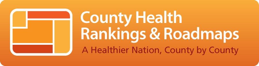 County Health Rankings & Roadmaps Logo